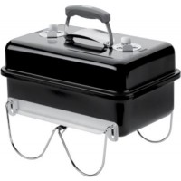 Barbecue charbon weber go anywhere black charbon