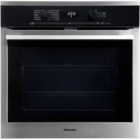 Four encastrable miele h6165bp in + table induction miele km6114