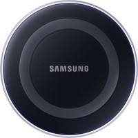 Chargeur induction samsung pad induction design s6-s7 blue black