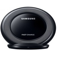 Chargeur induction samsung pad induction stand noir s6-s7