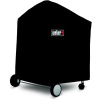 Housse barbecue weber de luxe pour bbq performer gbs
