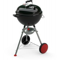 Barbecue charbon weber kettle plus 47 cm noir