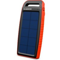 Chargeur solaire xmoove 10 000 mah solargo pocket