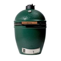 Barbecue charbon big green egg large + housse barb