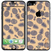 Sticker upperandco iphone 7 ananas