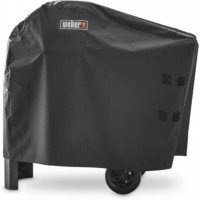 Housse barbecue weber pour barbecue pulse avec chariot