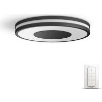 Plafonnier philips being ceiling lamp black