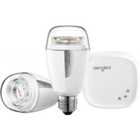 Ampoule connectable sengled sengled kit element 2 ampoules + hub