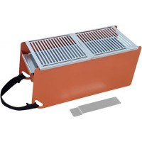 Barbecue charbon sans fumée cookut nomade yaki terracotta