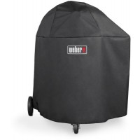 Housse barbecue weber premium pour summit charcoal