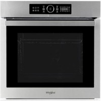 Four encastrable whirlpool ex akz9626ix + hotte décorative murale whirlpool whfg94flmx