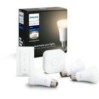 Ampoule connectée philips démarrage e27 hue white