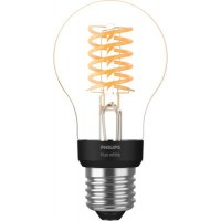 Ampoule connectée philips hw 9w filament e27 x1