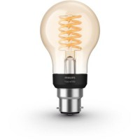Ampoule connectée philips hw 9w filament b22x1