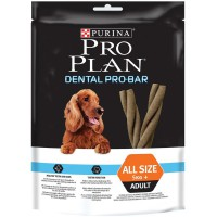 Snacks à mâcher purina pro plan chien dental pro bar - 150 g