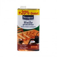 Huile protectrice