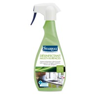 Désinfectant multisurface soluvert 100% naturel 500ml
