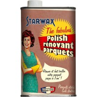 Polish rénovant parquets starwax the fabulous 1l
