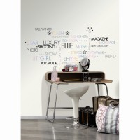 Stickers hologramme fashionista m