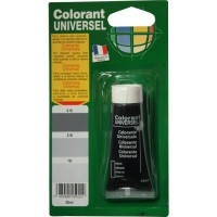 Colorant universel 25ml noir