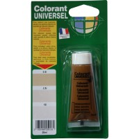 Colorant universel 25ml sienne naturelle