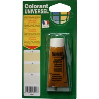 Colorant universel 25ml oxyde jaune