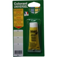 Colorant universel 25ml jaune clair