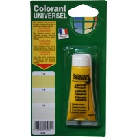Colorant universel 25ml jaune moyen