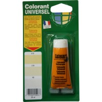 Colorant universel 25ml jaune fonce