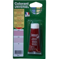 Colorant universel 25ml rouge vif