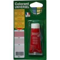 Colorant universel 25ml vermillon