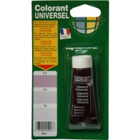 Colorant universel 25ml bordeaux