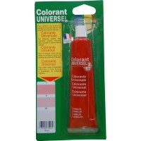 Colorant universel 75ml vermillon