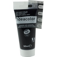 Colorant ultra concentre 50ml noir