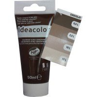 Colorant ultra concentre 50 ml chocolat glace