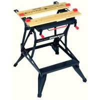 Etabli-Étau black and decker workmate à serrage vertical