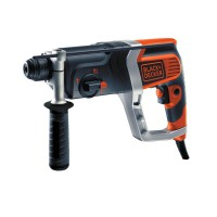 Perforateur pneumatique black & decker 900 w - 2.4 joules