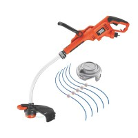 Coupe-bordures black & decker 700 w 33 cm