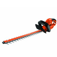 Taille-haies black & decker 500 w - 55 cm + coupe-branches