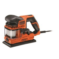 Ponceuse duosand black & decker 1/3 feuille 270 w