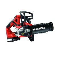 Tronconneuse black & decker 18v 2.0ah li-ion 20cm