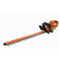 Taille-haies black & decker 60cm + coupe-bordures 250w