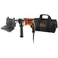 Perceuse filaire black & decker 800w