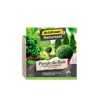 Insecticide pyrale du buis algoflash naturasol 30g