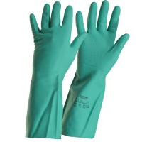 Gants rostaing snitrile taille 09 protection chimique et phytosanitaire longs