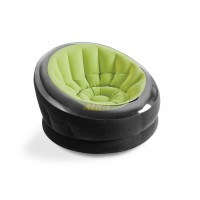 Fauteuil gonflable intex onyx vert