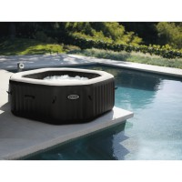 Spa gonflable purespa 4 places octogonal