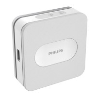Carillon enfichable sans fil 300m philips welcomebell 300 plugin