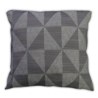 Coussin tristan anthracite