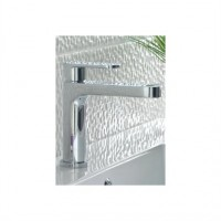 Mitigeur cortes lavabo median chrome